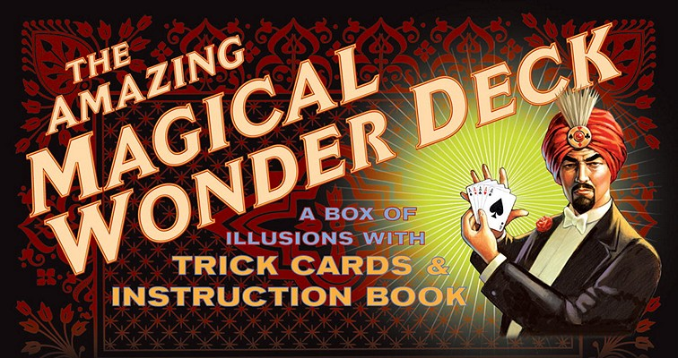 The Amazing Magical Wonder Deck